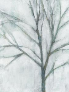 Tree with White Sky I by Jennifer Goldberger