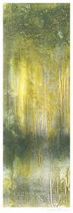 Treeline Abstract I by Jennifer Goldberger