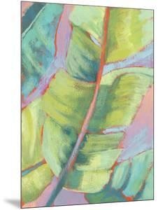 Vibrant Palm Leaves II by Jennifer Goldberger