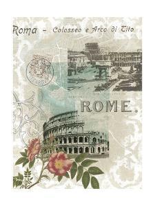 Visiting Rome by Jennifer Goldberger