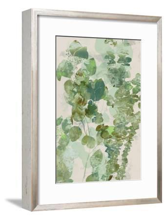 Watercolor Eucalyptus II