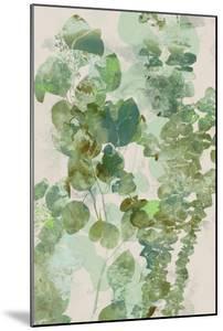 Watercolor Eucalyptus II by Jennifer Goldberger