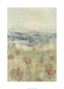 Wildflower Scape I by Jennifer Goldberger