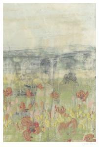 Wildflower Scape II by Jennifer Goldberger