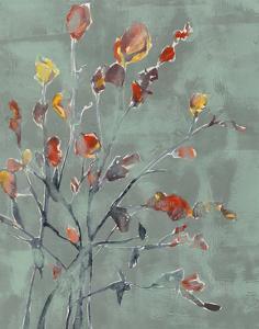 Wildflower Watercolors II by Jennifer Goldberger