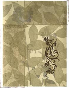 Wildflowers and Filigree II by Jennifer Goldberger