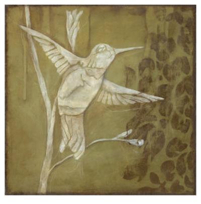 Wings & Damask III