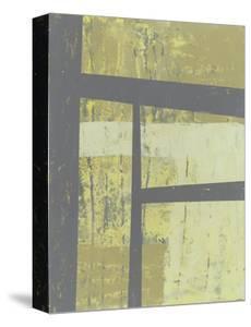 Zest Abstract I by Jennifer Goldberger