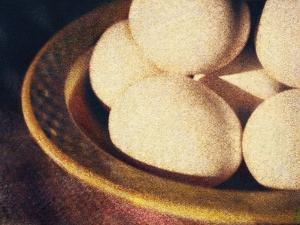 Bowl of Eggs by Jennifer Kennard