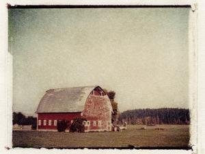 Red Barn by Jennifer Kennard