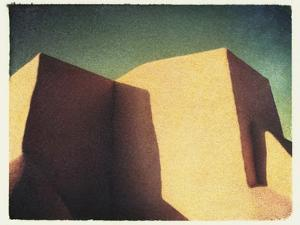 Taos Chapel by Jennifer Kennard