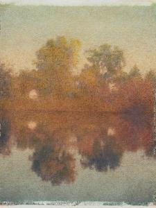 Yakima River in September No.3 by Jennifer Kennard