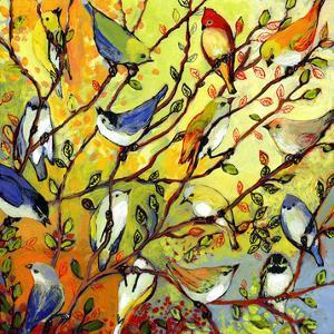 16 Birds by Jennifer Lommers