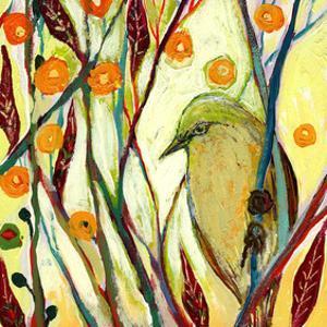 Modern Bird V by Jennifer Lommers