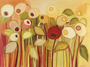 One Red Posie by Jennifer Lommers
