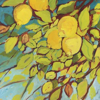 The Lemons Above by Jennifer Lommers
