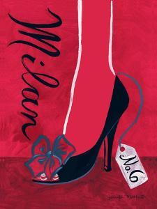 High Heels Milan by Jennifer Matla