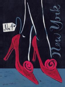High Heels New York by Jennifer Matla