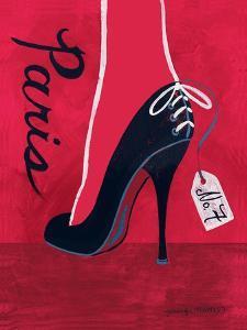 High Heels Paris by Jennifer Matla