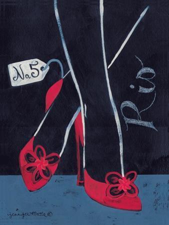 High Heels Rio by Jennifer Matla