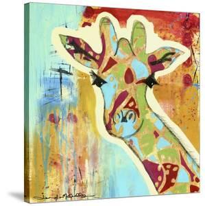 Calypso the Giraffe by Jennifer McCully