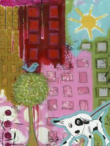 City Life by Jennifer McCully