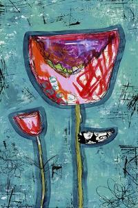 Colorful Tulips by Jennifer McCully