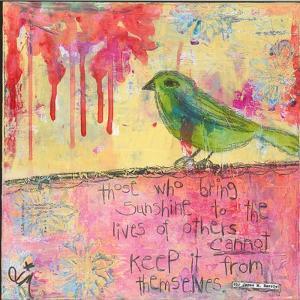 Sunshine Bird by Jennifer McCully