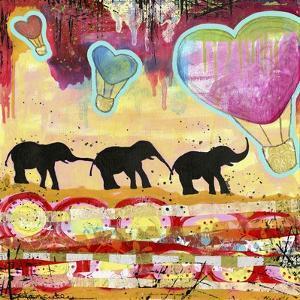 The Elephant Walk by Jennifer McCully