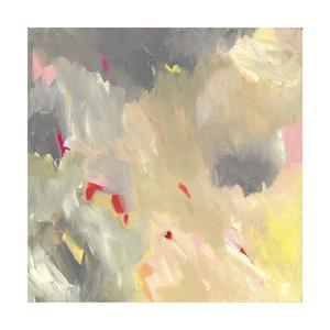 The Storm - Abstract by Jennifer McCully