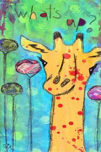 What's Up Giraffe by Jennifer McCully