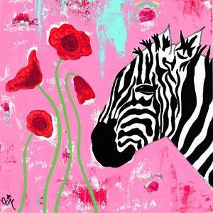 Zebra by Jennifer McCully