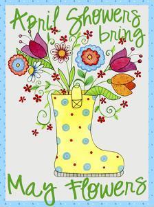 April Showers Boot by Jennifer Nilsson