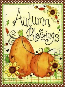Autumn Blessings by Jennifer Nilsson