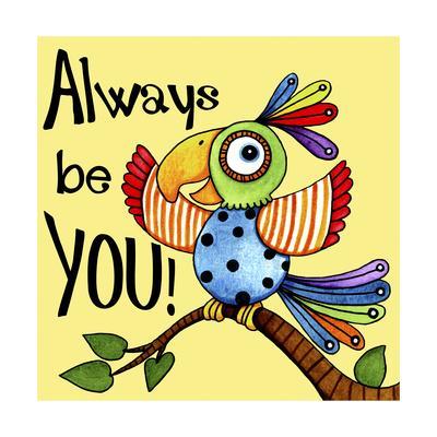 Be You Bird