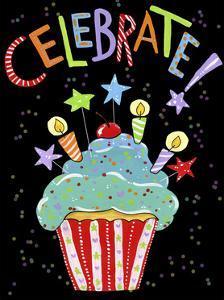 Celebrate Cupcake by Jennifer Nilsson