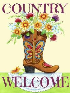 Country Welcome by Jennifer Nilsson