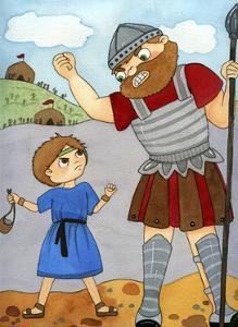 Davis and Goliath by Jennifer Nilsson