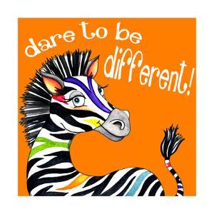 Different Zebra by Jennifer Nilsson