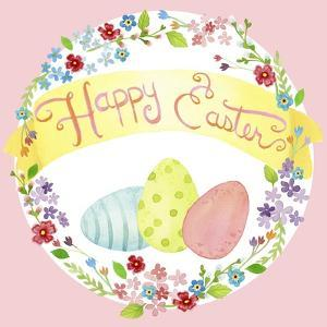 Easter Wreath by Jennifer Nilsson