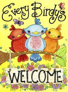 Everybirdys Welcome by Jennifer Nilsson