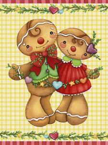 Gingerbread Love by Jennifer Nilsson