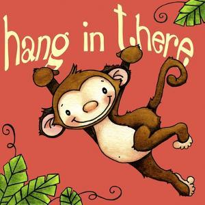 Hang in Monkey by Jennifer Nilsson