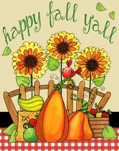 Happy Fall Yall by Jennifer Nilsson