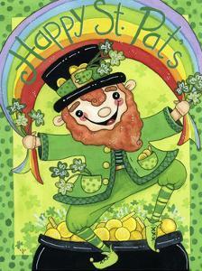Happy St Pats by Jennifer Nilsson