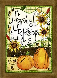 Harvest Blessings by Jennifer Nilsson