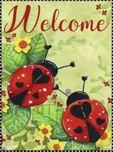 Heart Ladybugs by Jennifer Nilsson