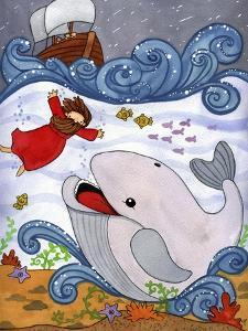 Jonah and the Whale by Jennifer Nilsson