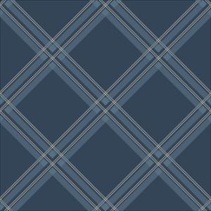 Med Blue Diamond by Jennifer Nilsson