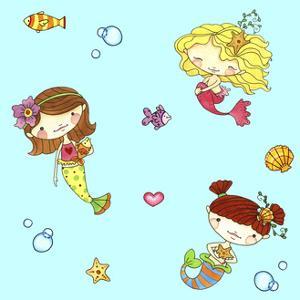 Mermaids by Jennifer Nilsson